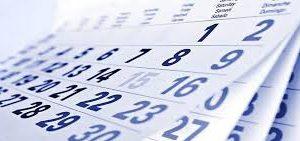 calendario vecchio